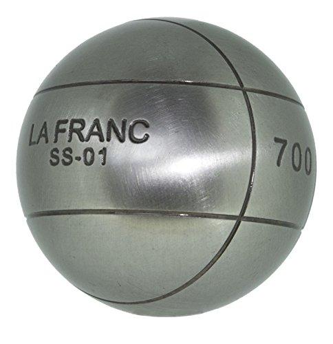 Boulekugeln La Franc SS-01 (Stainless Steel) 73, 700, 1
