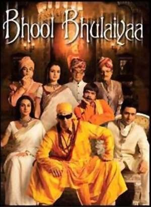 Bhool Bhulaiyaa on Amazon Prime Video UK