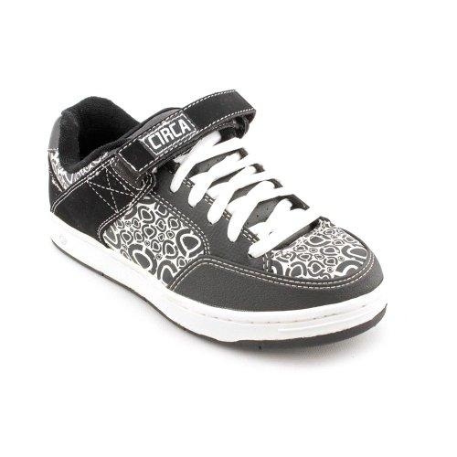 Circa 205 Skate Shoes Black Youth Boys
