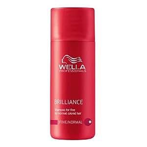 Buy Wella Professionals Brilliance Shampoo For Fine To