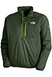 Men's The North Face Zephyrus Pullover - Fossil (L)