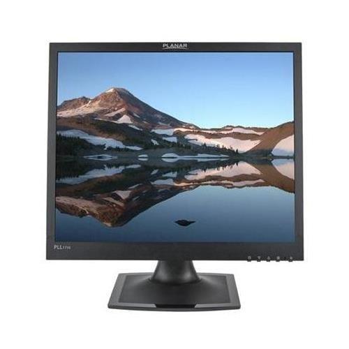 Planar Pll1710 17 Edge Led Monitor 5:4 5Ms 1280X1024 250 Nit 1000:1 Dvi/Vga