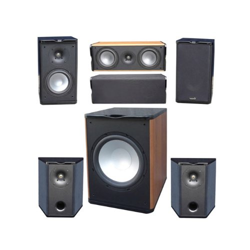 Premier Acoustic Pa-6B 5.1 Bookshelf Speaker System