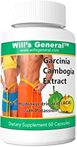 Garcinia Cambogia Extract Pure Lose Weight Dr Oz 100 Natural Premium Weight Loss Pill Extra Strength Plus Natural Weight Loss Diet Pills from Will's General