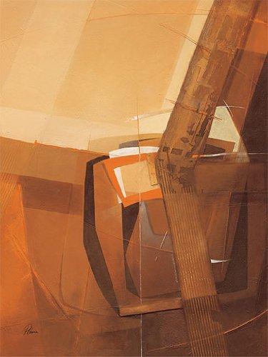 """Eurographics PEG1004 Stampa artistica """"Bright Forms"""" di Pedro Garcia 60x80 cm"""