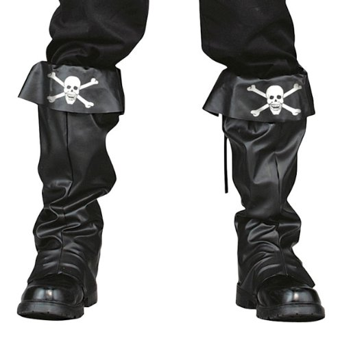 Adult Pirate Boot Covers - Adult Std.