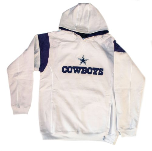 Dallas Cowboys Officially Licensed Youth Pullover Hoodie (Medium 10/12) at Amazon.com