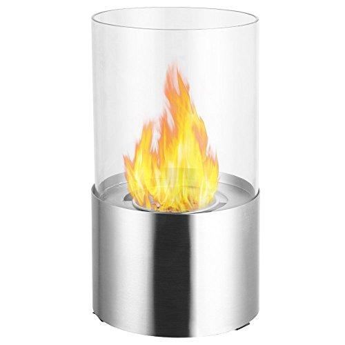 クリスタルファイヤー 室内用卓上暖炉 次世代ハイブリット型燃料使用(非危険物認定燃料)