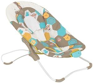 Hauck 62501 - Hamaca de colores y diseño Disney, incluye música y vibración - BebeHogar.com