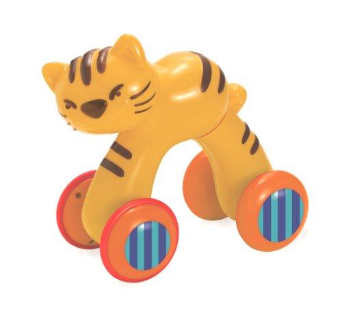 Manhattan Toy Go Push Toy, Kitty - 1