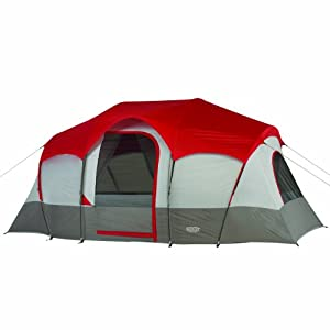Wenzel Blue Ridge 14x9 Feet 2 Room Seven Person Tent by Wenzel