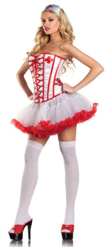 41szKwxwLcL Be Wicked Registered Nurse Costume Reviews