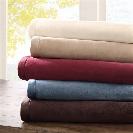 Velour Blanket King Size front-1059234