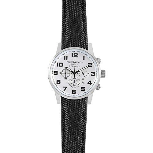 orologio cronografo unisex RoccoBarocco Sport trendy cod. RBS0024