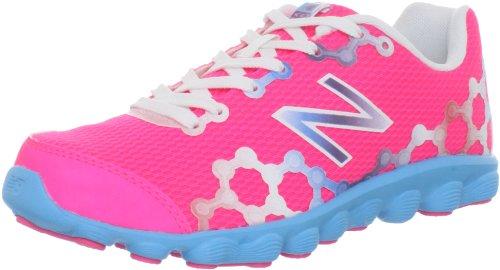 New Balance Kid'S K3090 Ionix Running Shoe, Hot Pink, 6.5 M Us Big Kid front-995815