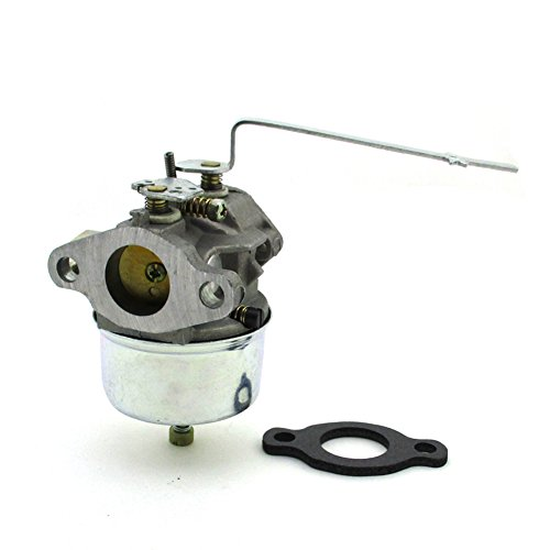 TC-Motor Carburetor For Tecumseh Carb 631918 HS40 4HP HS50 5HP Engine Lawn Mower