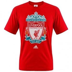 Fc Liverpool T-shirt Emblem Xxl