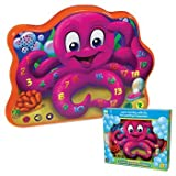 The Learning Journey Touch And Learn Count And Learn Octopus Learning Toy