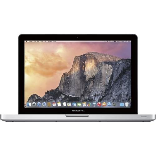 Apple MacBook Pro 13.3-Inch MD101LL/A Laptop – Core i5 4GB RAM and 500GB HD with Built-in SuperDrive