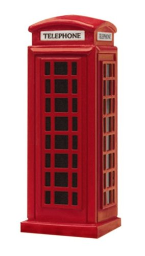 Hornby R8580 00 Gauge Skaledale Telephone Kiosk Street Life Collection