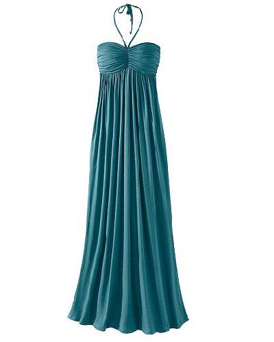 Draped halter dress Newport News