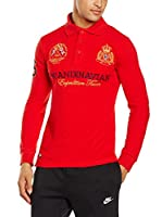 Geographical Norway Polo (Rojo)