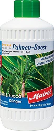 Mairol Palmen- und Yucca-Dünger Palmen-Boost Liquid 500 ml