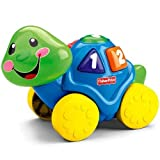 Fisher Price Laugh and Learn Roll-Along Turtle