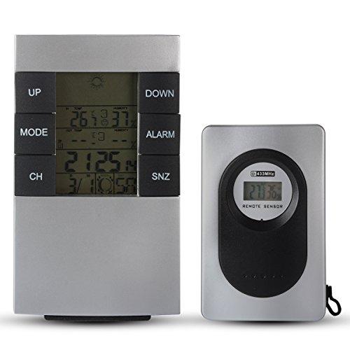xcellent-global-termometro-sensor-wireless-de-interior-exterior-y-sensor-higrometro-negro-plata-hg11