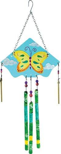 Premier Kites 81322 Glass Kite, Butterfly Easy Flyer