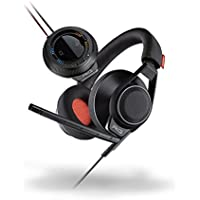 Plantronics Rig 7.1 Over-Ear 3.5mm Wired Gaming Headphones (Black)