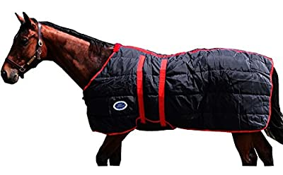 Derby Originals 1200D Nylon Horse Stable Blanket with Belly Wrap 300g Insulation