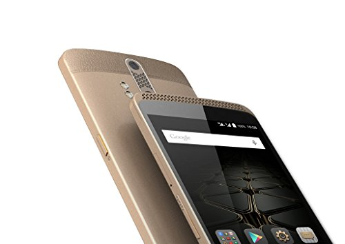 ZTE-Axon-Elite-55-FHD-4G-LTE-Smartphone-Dbloqu-Qualcomm-MSM8994-Octa-Core-Android-Lollipop-32GB-ROM-Double-cameras-130MP20MP-Corning-Gorilla-Glass-Snapdragon-810-NFC-Fingerprint-ID-UE-Or