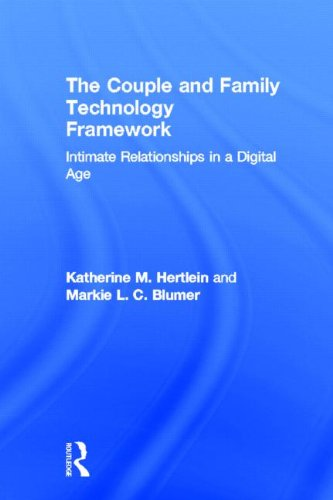 The Couple and Family Technology Framework: Intimate Relationships in a Digital Age