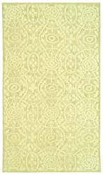"Safavieh Rugs Martha Stewart Collection MSR1214L-3 Garden Row 2'6"" x 4'3"" Small Rectangle"