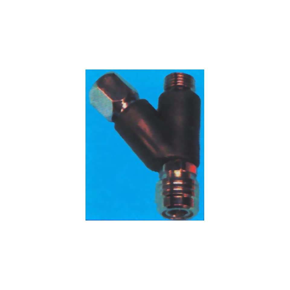 New Trident Y Adapter Hose Regulator Connector for Scuba