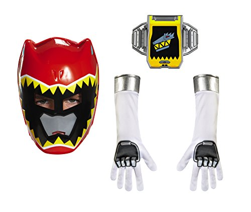 Disguise Red Ranger Dino Charge Child Accessory Kit Costume