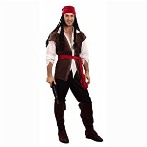 Fancy Dress Costume Pirate (Swashbuckler)