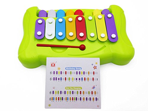 [Everpurpose Extra Large 2 in 1 Xylophone/Piano Toy with Songbook] (Classic Childrens Book Costumes)