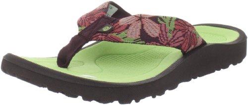 2a46b50d85ef5 comfort sandals  Rafters Women s Breeze Tropicana Comfort Band Flip Flop