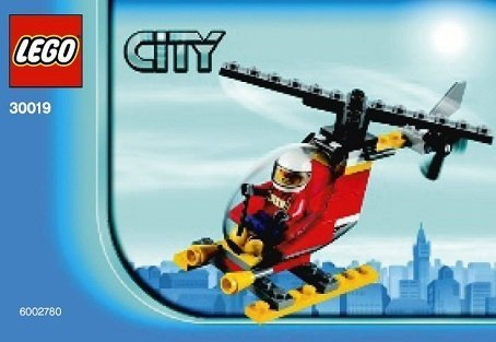LEGO City 30019 Fire Helicopter