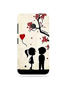alDivo Premium Quality Printed Mobile Back Cover For Nokia Lumia 530 / Nokia Lumia 530 Back Case Cover (MKD317)