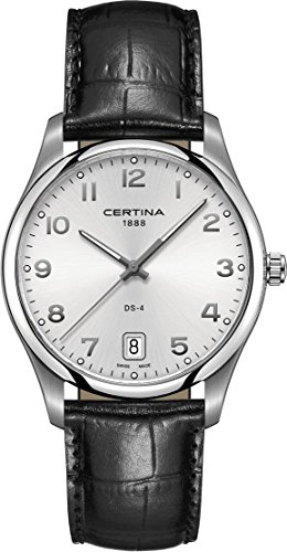 Certina DS-4 Big Size C022.610.16.032.00 Mens Wristwatch Flat & light