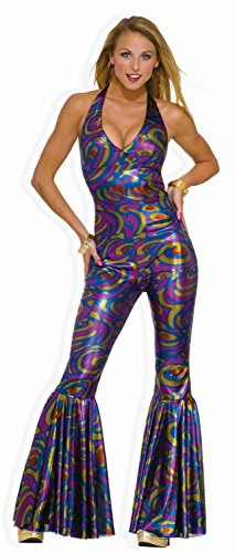 Forum Novelties Women's Funky Dancing Fox 70's Disco Costume