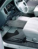 Husky Liners Custom Fit Heavy Duty Rubber Front Floor Mat   Pack of 2  Grey