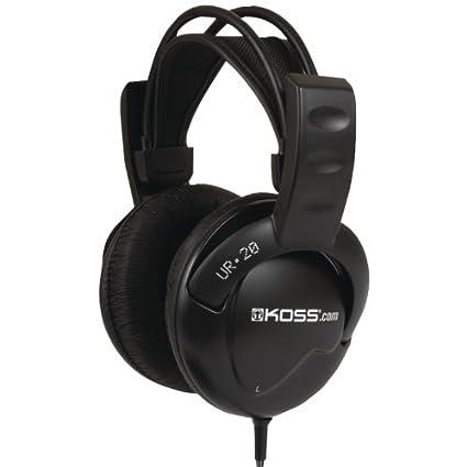 Koss-UR20-Headphones