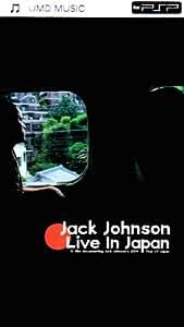 Jack Johnson : Live In Japan [UMD pour PSP]