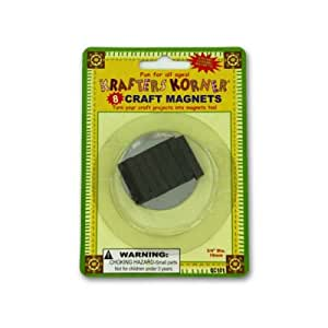 Assorted craft magnets bulk buy kitchen for Where to buy magnets for crafts
