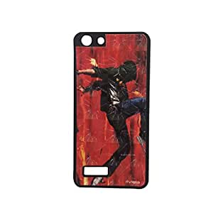 riviera Back Cover For Micromax 5000