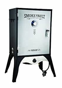 Smoke Vault 24 Black by Camp Chef